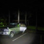北海道キャンプ旅行 風の夜
