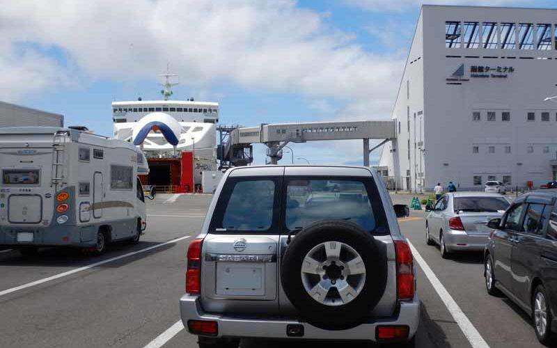 北海道キャンプ旅行 5cmの向こう岸