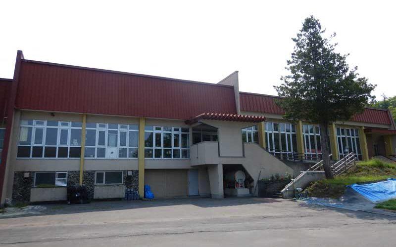美瑛町国民保養センター(白金温泉)