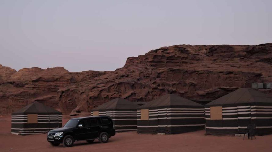 Beyond Wadi Rum Camp(ワディ ラム)
