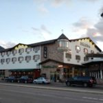 Whistlers Inn (Jasper):カナダ3日目