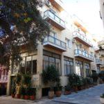 Adam's Hotel ① (Athens):ギリシャ1日目