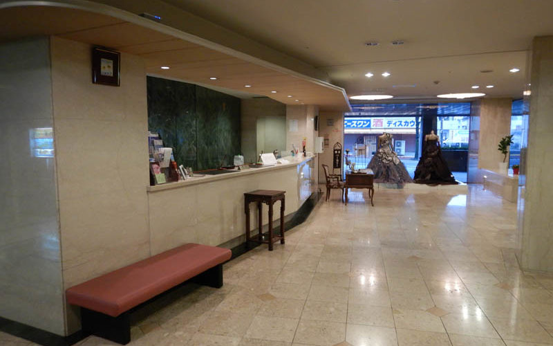 ホテルフラッグス諫早(旧 諫早観光ホテル 道具屋)