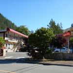 The Classic Horseshoe Bay Motel (West Vancouver):カナダ10日目