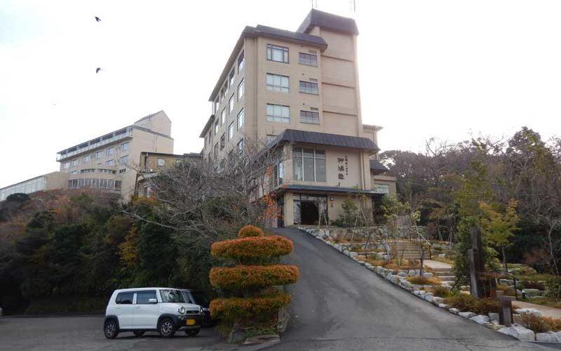 石鏡第一ホテル 神倶楽