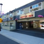 August Jack Motor Inn (Squamish):カナダ9日目