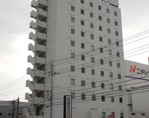 スーパーホテルPREMIUM下関(海峡の湯)