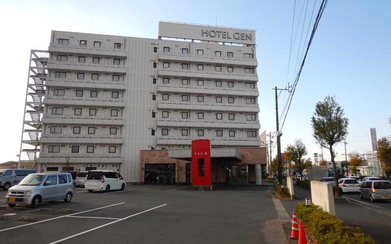 ホテル玄 浜松インター