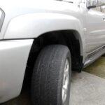 タイヤによる燃費の違い