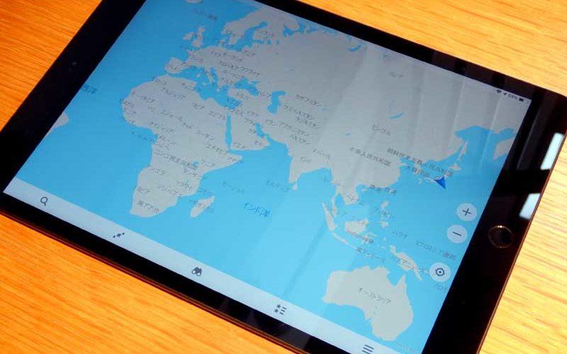 カーナビ選び。   iPad買いました!