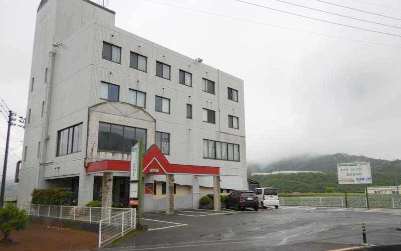 ホテルセレクト愛媛愛南町