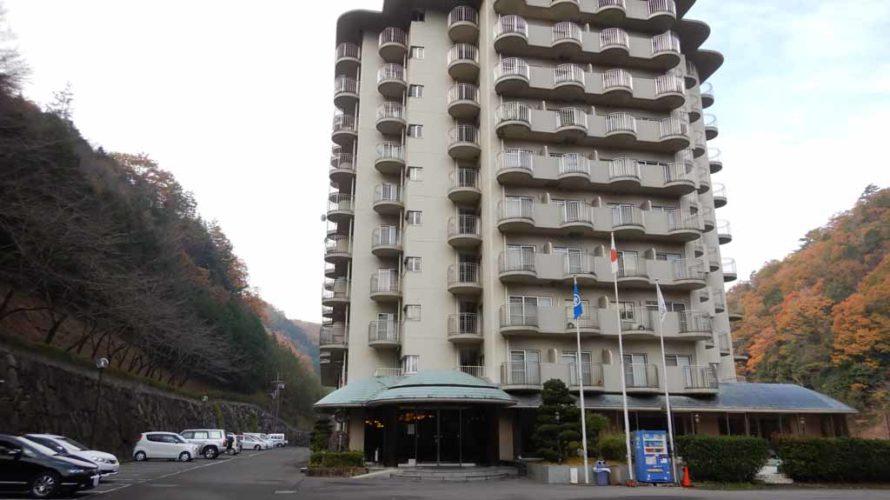 新樺川観光ホテル(塩江温泉郷)
