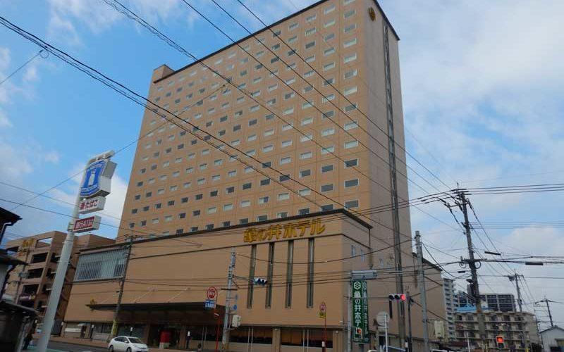 別府 亀の井ホテル(別府温泉)