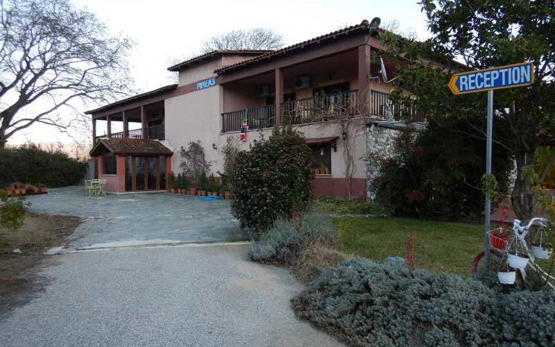 Pineas (Kalambaka):ギリシャ7日目