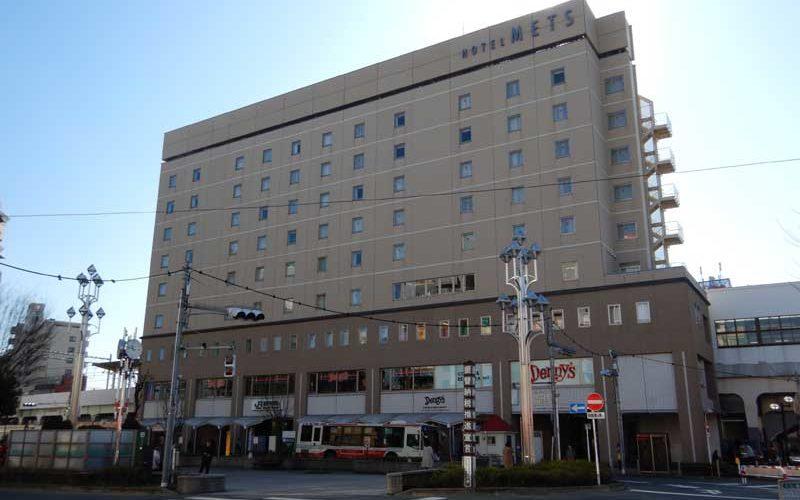 JR東日本ホテルメッツ高円寺
