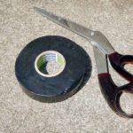 ボールジョイント保護テープ巻き