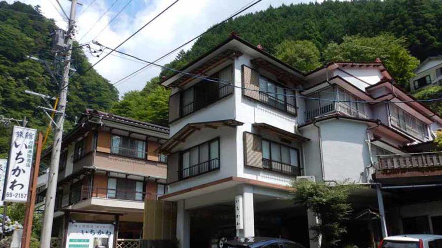 湯心の宿 いちかわ(梅ヶ島温泉)