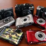 壊したカメラ遍歴